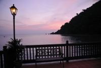 Dusk at the Berjaya Langkawi Resort – Malaysia