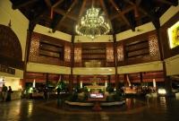 Entrance Foyer to the Berjaya Langkawi Resort, Malaysia