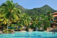 Swimming Pool at Berjaya Langkawi Resort – Malaysia