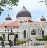 The Most Beautiful Mosque in Georgetown