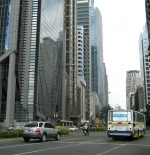 Ayala Avenue, the Wall Street of the Philippines