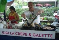 الطعام الفرنسي في مكاتي