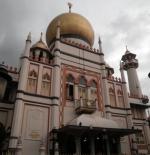 Moschee im arabischen Viertel Kampong Glam
