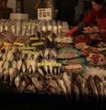 سوق السمك في سيول