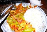 طعام سكان بنتوتا