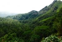 الجبال بكاندي
