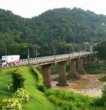 جسر فوق نهر مهاويل
