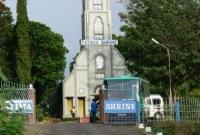 كنيسة بمدينة كاندي