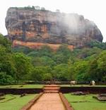 Sigiriya – Lion's rock