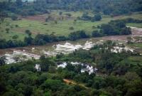 حقول الارز في كولومبو