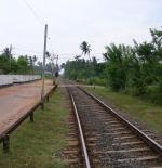 سكة حديدية شمال كولومبو
