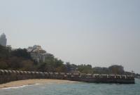 شاطئ البحر في باتايا