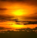 Sunset over Phuket