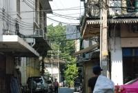 احدى شوارع مدينة بانكوك