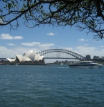 Sydney – Harbour Bridge