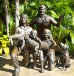 The Steve Irwin Memorial
