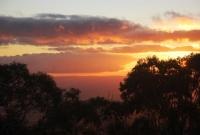 Mount Canobolis Sunset