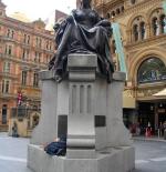 تمثال الملكة فيكتوريا
