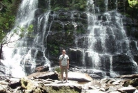 Nelson waterfalls