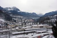 Berchtesgaden Train Station