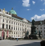 Courtyard of the Hofburg