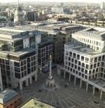 ساحة كاتدرائية القديس بولس