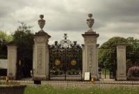 Kew Gardens Entrada a los jardines reales