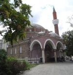 Sinan mosque in Sofya