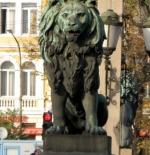 تمثال الاسد في صوفيا