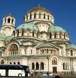 Sofya's stunning cathedral