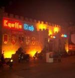 castle club in Ayia Napa