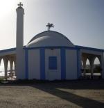 كنيسة مطله على البحر بمدينة ايانابا