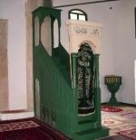 داخل احد المساجد في لارناكا