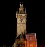 برج الساعة القديمة قاعة تاون