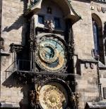 الساعة الفلكية في براغ