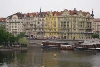 جانب من مدينة براغ