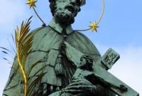 تمثال على جسر تشارلز