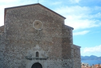 The old church in Cannes