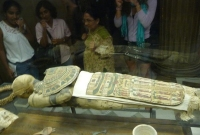 A real mummy