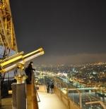 من اعلى برج ايفل