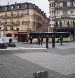 Baden-Baden city center