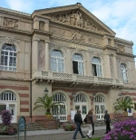Das Theater von Baden-Baden