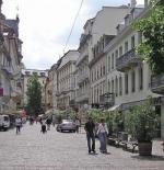 Streets of Baden Baden