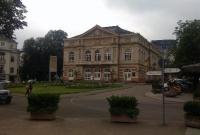 مسرح بمدينة بادن بادن