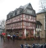 Romerburg – restaurant on the central square