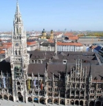 Neues Rathaus (New City Hall), Munich