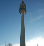 The TV Tower or Olympic in Munich