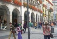 شارع بمدينة ميونخ