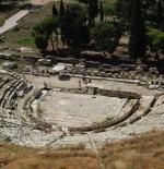 مسرح في جزر اليونان