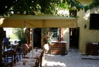 مطعم في بلاكا